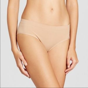 2 PACK Panties Size 2XL Plus Hipster (W280)